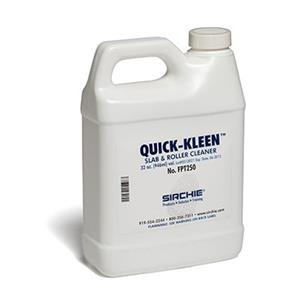 Sirchie QUICK-KLEEN Slab and Roller Cleaner