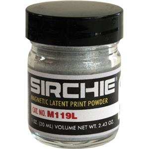 Sirchie Magnetic Latent Print Powder, 1oz, Silver: Picture 1 regular