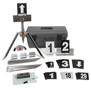 Sirchie Crime Scene Photo Marker Kit PMK1000