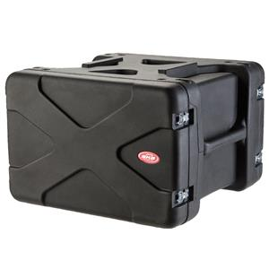 SKB 1SKB-R906U20 6U Roto Shock Rack 20in ATA Case,Black: Picture 1 regular