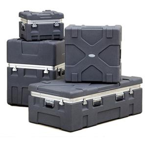 SKB 3SKB-X2415-10 Roto-X Shipping Case, Gray: Picture 1 regular