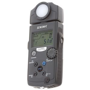 Sekonic 401500 Prodigi Color C-500 Photographic Meter: Picture 1 regular