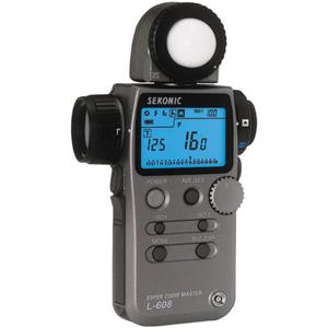 Sekonic L-608 Super Zoom Master Meter: Picture 1 regular