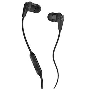 Skullcandy INK'D 2.0 In ear Bud Headphones with Mic - Black: Picture 1 regular