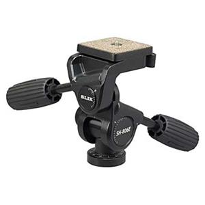Slik SH-806E Heavy-Duty 3-Way Pan Tripod Head 618806
