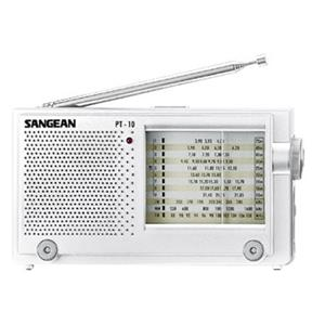 Sangean FM-Stereo/AM/LW/SW 1-9 World Receiver PT-10