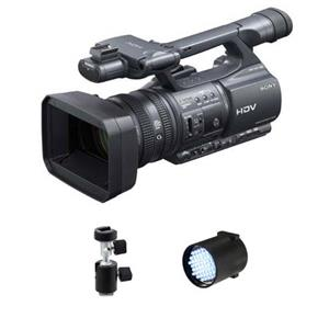 Sony HDR-FX1000 High Definition MiniDV (HDV) Handycam Camcorder HDR-FX1000A
