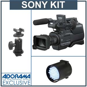 Sony HVR-HD1000U Digital HDV 1080 High Definition Handycam Camcorder SOHVRHD1000A
