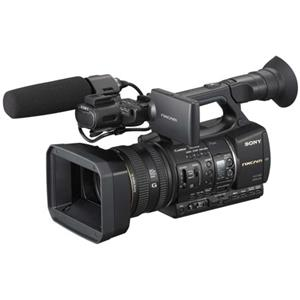 Sony HXR-NX5U: Picture 1 regular