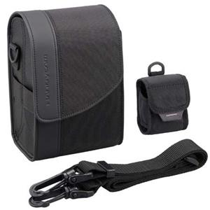 Sony LCSHAB Soft Polyester Shoulder Carrying Case Black: Picture 1 regular