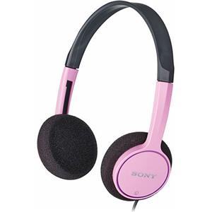 Sony MDR222KD Children's Headphones, 14-20,000 Hz Pink: Picture 1 regular
