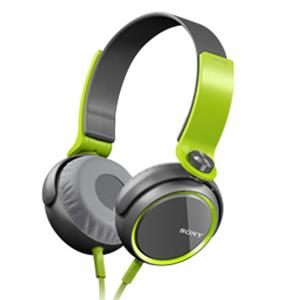 Sony MDRXB400 XB Series Extra Bass Headphones, Green: Picture 1 regular