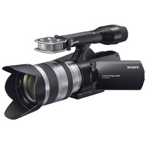 Sony NEX-VG10 Hi-definition Interchangeable Len...: Picture 1 regular