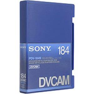 Sony PDV-184ME: Picture 1 regular