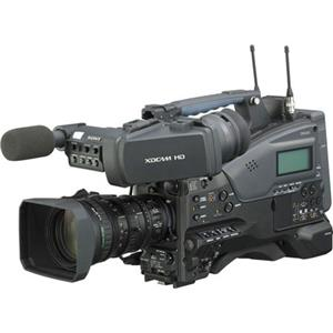 "Sony PMW-320K XDCAM EX 1/2""-Type Shoulder-Mount Camcorder PMW320K"