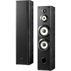 Sony SS-F6000 4 Way Floor Standing Speakers, Pair, Blk: Picture 1 regular