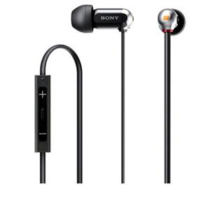 Sony XBA-1IP In-Ear Headphones iPod/iPhone Remote: Picture 1 regular