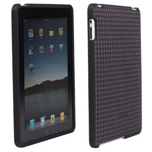 Speck Apple iPad Fitted Fabric-Wrapped Case, Gray: Picture 1 regular