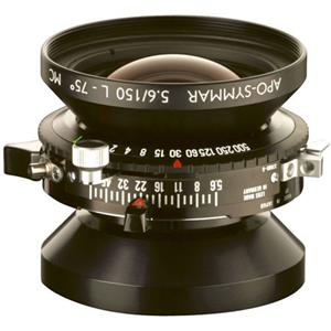 Schneider 150mm f/5.6 Apo-Symmar-l, Large Format Lens: Picture 1 regular