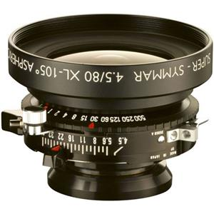 Schneider 80mm f/4.5 Super-Symmar XL Wide Angle Lens 01-035535