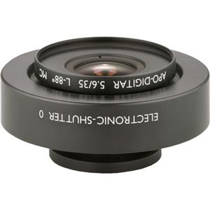 Schneider APO-DIGITAR 35mm f/5.6 XL Lens in Schneider Electronic #0 Shutter: Picture 1 regular