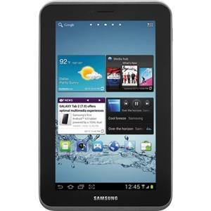 "Samsung Galaxy Tab 2 7"" 8GB Android 4.0 Tablet GT-P3113TSYXAR"