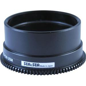 Sea & Sea Zoom Gear for Sigma Zoom 18-50mm f/2.8 EX: Picture 1 regular
