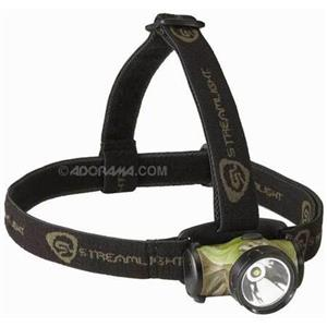 Streamlight 61407 Enduro 0.5W Ultra Bright Green LED Headlamp 61407