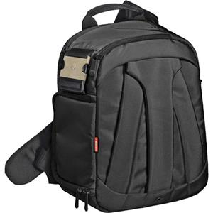 Manfrotto MBSSC3-1BB Stile Agile I Sling Bag, Black: Picture 1 regular