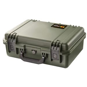 Pelican Storm iM2300 Case with Padded Divider, Olive: Picture 1 regular