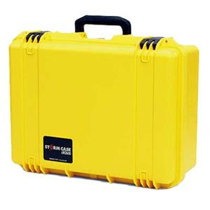 Pelican Storm iM2600 Watertight Padlockable Case, w/Padded Divider -Yellow: Picture 1 regular