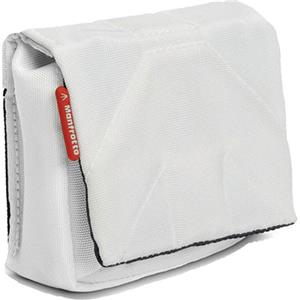 Manfrotto Stile MBSCP-1SW Nano I Camera Pouch, White: Picture 1 regular