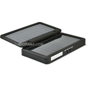 Solair Solar/AC/DC Portable Charger, 2500mAh/3.8volts: Picture 1 regular