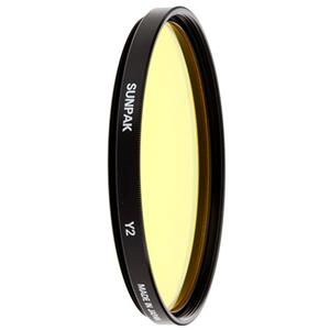 Sunpak CF7218Y08 49mm Yellow Filter #8: Picture 1 regular
