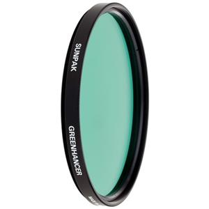 Sunpak 55mm Intensifier Green Filter CF7512CIG
