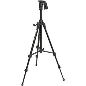 Sunpak 6200PG 3-Section Aluminum Tripod with Pistol Grip Ballhead