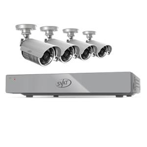 SVAT Electronics 4CH Smart Security DVR 11020