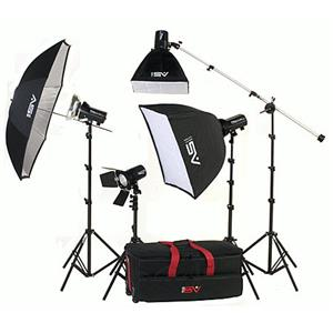 Smith Victor FL280X, 4 Monolight Soft Flash Kit: Picture 1 regular