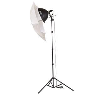Smith Victor KT400 Single, 500W Photoflood Light Kit: Picture 1 regular