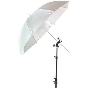 Smith Victor 670129 32in White Umbrella: Picture 1 regular