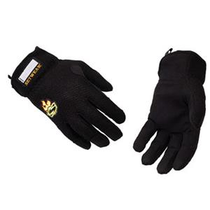 SetWear EZ-Fit Gloves, Pair Small Size 8 3-3.5in Black: Picture 1 regular