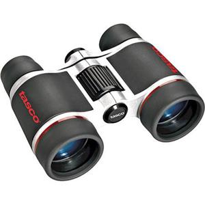 Tasco 4x30 Essentials Series Weather Resistant Roof Prism Compact Binocular 25430BK