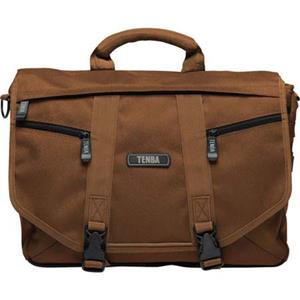 Tenba ProDigital 2.0 Small Messenger Satchel, Chocolate: Picture 1 regular