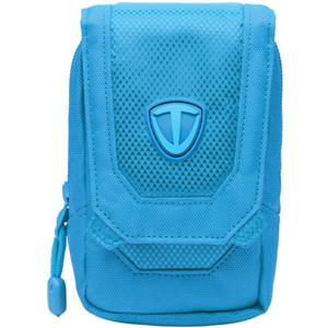 Tenba Vector 3 Large Pouch for Camera, Oxygen Blue: Picture 1 regular
