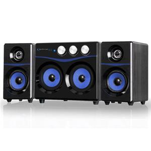 Technical Pro BLUET4 Powered Bluetooth Loudspeaker,: Picture 1 regular