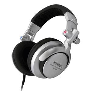 Technical Pro HPS820 Professional Headphones, Silver: Picture 1 regular