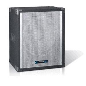 "Technical Pro MEGA1801 Carpeted 18"" Passive Subwoofer MEGA1801"