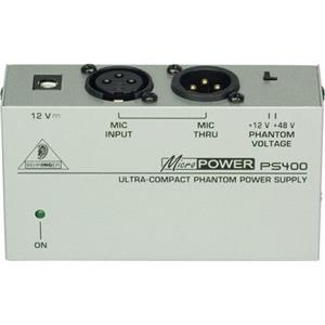 Technical Pro PP48V Compact Phantom Power Supply PP48V