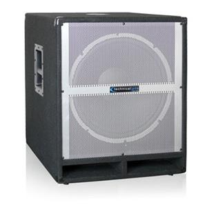 "Technical Pro XTREME1801 Carpeted 18"" Powered Subwoofer XTREME1801"