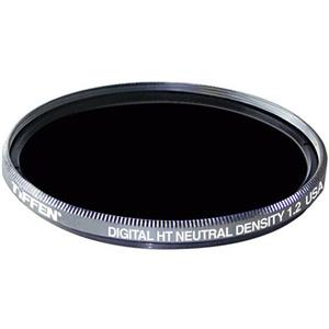 Tiffen 52mm Digital HT 16x (1.2) Neutral Density Glass Filter (Light Transmission 52HTND12